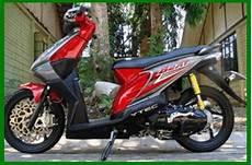 Modifikasi Beat Standar by Foto Modifikasi Motor Honda Beat Standar Keren Modif10