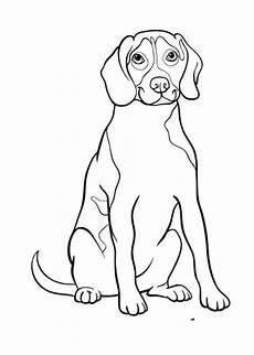 Ausmalbilder Hunde Pudel Ausmalbilder Labrador 1 Tiere Zum Ausmalen Malvorlagen