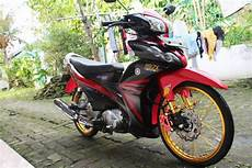 Modif Jupiter Z 2010 by Modifikasi Jupiter Z Robot 2010 Modifikasi Motor Terbaru