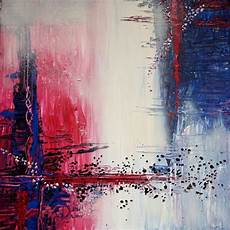 Was Ist Acryl - abstrakte acrylmalerei quot blaues tor quot abstract acrylic