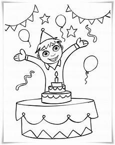 Malvorlage Geburtstag Zum Ausdrucken Ausmalbilder Zum Ausdrucken Ausmalbilder Geburtstag