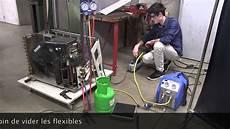 Climatisation Pratique Recup 233 Ration De Fluide Frigo