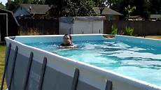 intex swimming pool hd youtube