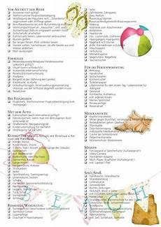 checkliste ein ferienhaus urlaubsorganisation die checkliste f 252 r den sommer