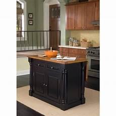 black oval granite tops kitchen island with seating homestyles monarch black and oak kitchen island kitchen