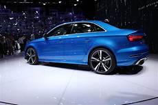 Audi Rs 3 Limousine - neue audi rs3 limousine der automeilen