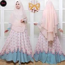 gamis syar i maxmara c007 baju muslim terbaru butik jingga