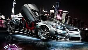 3D Cars  WallDevil
