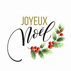 merry christmas card template with greetings in language joyeux noel vector