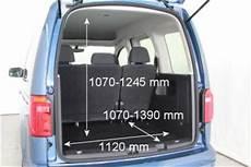 Volk Wagon Volkswagen Caddy Kofferraum Masse