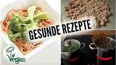 4 Gesunde Rezepte Fr 252 Hst 252 Ck Mittagessen Abendessen