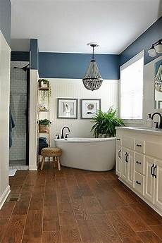 Bathroom Ideas Navy And White by Id 233 E D 233 Coration Salle De Bain Navy Blue And White Master