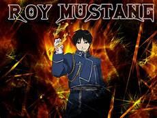 Fullmetal Alchemist Roy Mustang Wallpaper