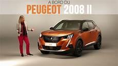 A Bord Du Peugeot 2008 2019