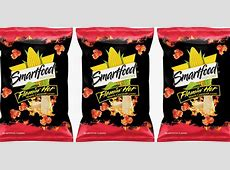 Smartfood?s New Flamin? Hot White Cheddar Popcorn Gives Us