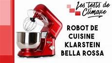 test d un robot de cuisine klarstein rossa tk2 1200w