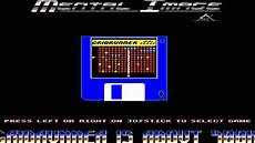 amiga intro the mental image disk 1 ocs from 269dms of cd