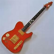 electric guitars made in usa esp usa custom tele electric guitar 1 of a made in usa esp telecaster ebay