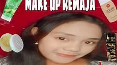 Tutorial Make Up Remaja Simple