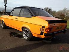 Ford Mk2 1600 Sport Could It Be The Best One You