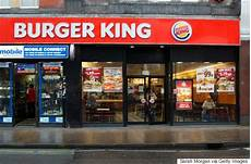 Burger King Becomes Fast Food Chain In Uk To Serve