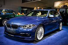 Iaa 2015 Alpina B3 Facelift
