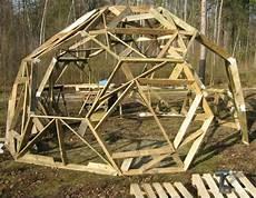 paligloo projet d igloo en paille avec structure en bois