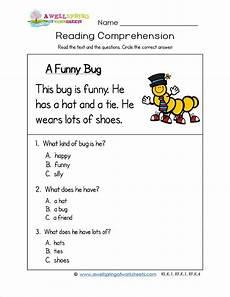 worksheets reading comprehension 18439 prentresultaat vir reading stories grade 1 printable free reading comprehension
