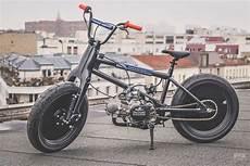 Motor Modif Sepeda Bmx by Ketika Sepeda Bmx Disuntik Mesin Motor Trail