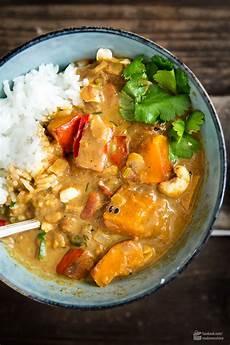 Curry Mit Kokosmilch - k 252 rbis curry mit kokosmilch madame cuisine