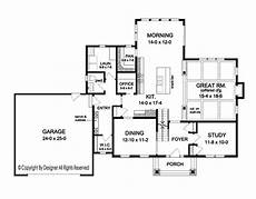 2700 sq ft house plans colonial style house plan 4 beds 2 5 baths 2700 sq ft