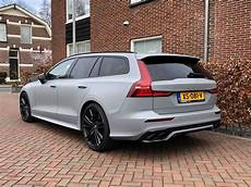 volvo v60 r design with heicosportiv tuning kit volvo