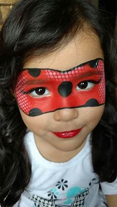 Ladybug Maquillage Enfant Facile Makeup Maquillage Et