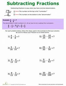 fraction practice 5th grade worksheets education