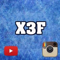 x3f youtube