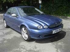 Jaguar 2005 X Type Sport Premium D Blue 2 0l Car For Sale