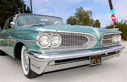 A 1959 Pontiac Bonneville Tri Power Coupe SOLD By