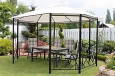 pavillon für terrasse dreams4home pavillon capua vi terrassen 252 berdachung