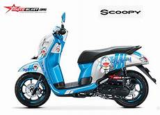 Modifikasi Scoopy New by Kumpulan Modifikasi Motor Scoopy 2017 Terbaru Modifikasi