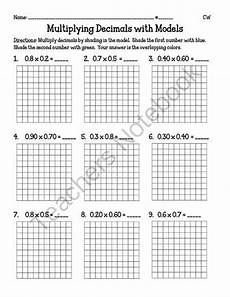 algebra worksheets sheet 8351 dividing decimals using grids worksheets 53 math reading resourcesmultiplication using the