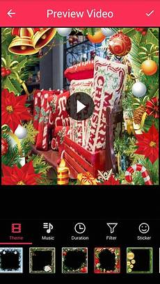 free merry christmas movie maker apk download for android getjar