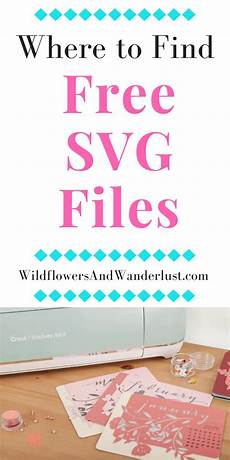 free svg files and where to find them cricut tutorials