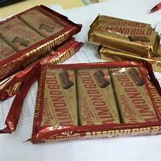 Menakjubkan 29 Gambar Coklat Almond Gold Richa Gambar