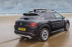 Drive Co Uk On The Road In The Citroen C4 Cactus Rip