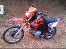 Modifikasi Motor Bebek by Modifikasi Motor Bebek Menjadi Motor Trail Modifikasi