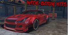 wide kit wide kits for vehicles menyoo gta5 mods