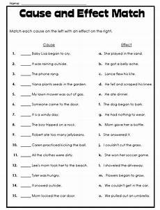 free printable worksheets classroom 18623 free printable cause and effect worksheet worksheets cause effect cause effect