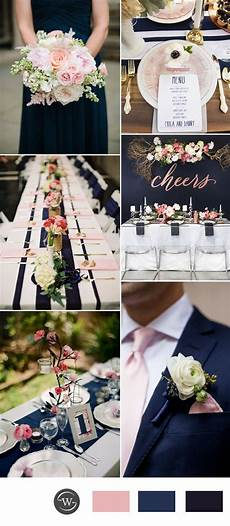 Wedding White And Navy Blue