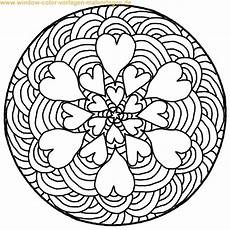 Malvorlagen Mandalas Mandala Zum Ausdrucken Mandala Zum Ausdrucken Mandalas