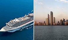 spend christmas in luxury msc cruises ship with free hotel stay in abu dhabi cruise